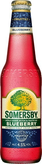 Somersby Blueberry 0,33l (4,5%)