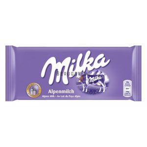 Milka Alpesi Csokoládé 100g