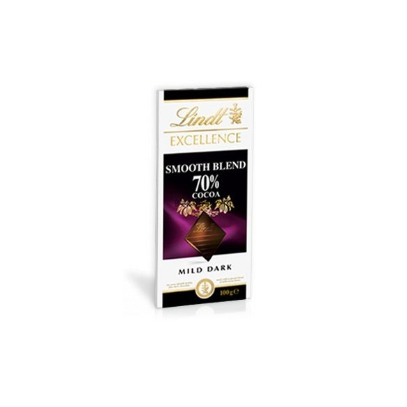 Lindt Excellence - Mild 70% cocoa 100g