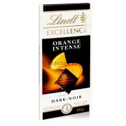 Lindt Excellence Dark Orange 100g