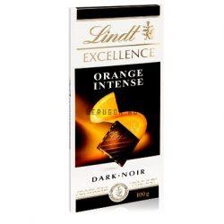 Lindt Excellence Dark Orange 100g