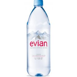 Evian Szénsavmentes Ásványvíz 1,5l PET
