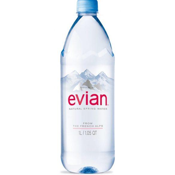 Evian Szénsavmentes Ásványvíz 1l PET