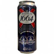 Kronenbourg 1664 0,5l DOB (5%)