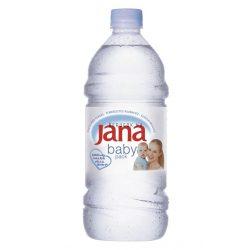Jana Baby Természetes Ásványvíz 1l PET