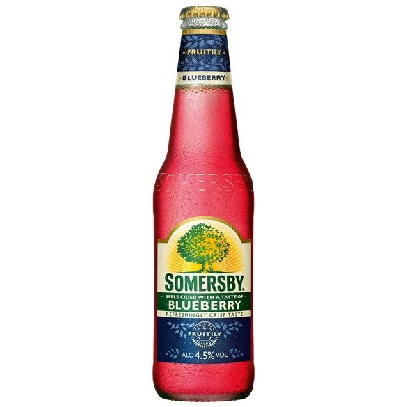 Somersby Blueberry 0,33 l