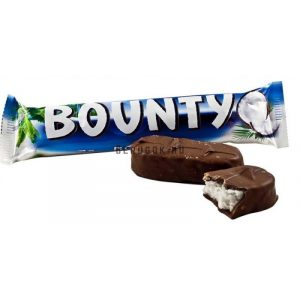 Bounty Tej Szelet 57g