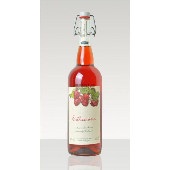 Hauser Erdbeerwein (eperbor) 0,75l (8,5%)