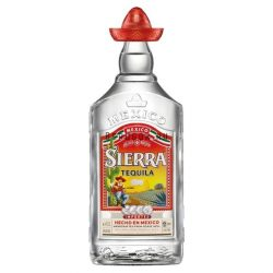 Sierra Tequila Silver 0,7 l (38%)