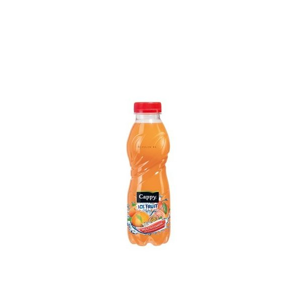 Cappy Ice Fruit Multivitamin 0,5l PET