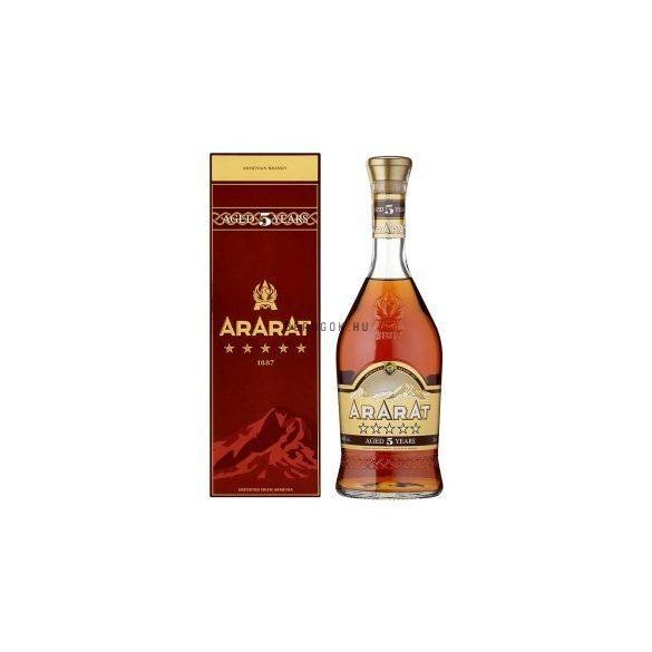 Ararat 5 éves 0,7l PDD (40%)