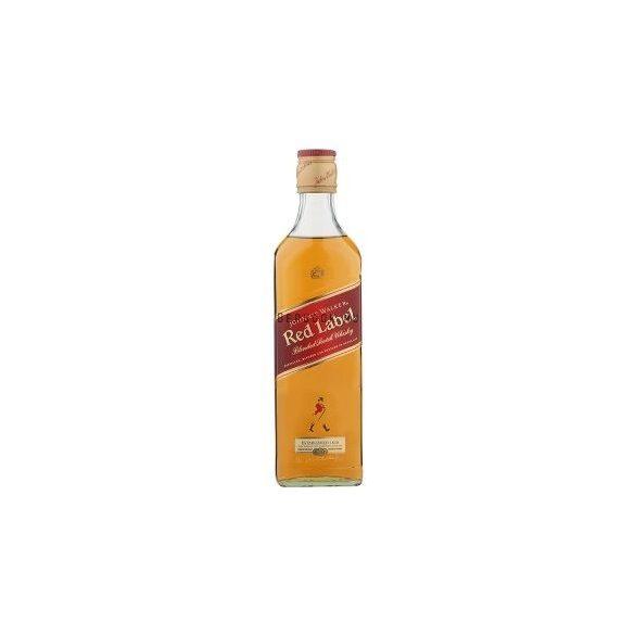 Johnnie Walker Red Label 0,5l (40%)