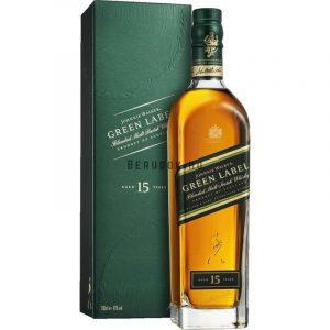 Johnnie Walker Green 15 years 0,7l (43%)