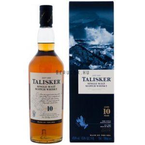Talisker 10 éves PDD 0,7l