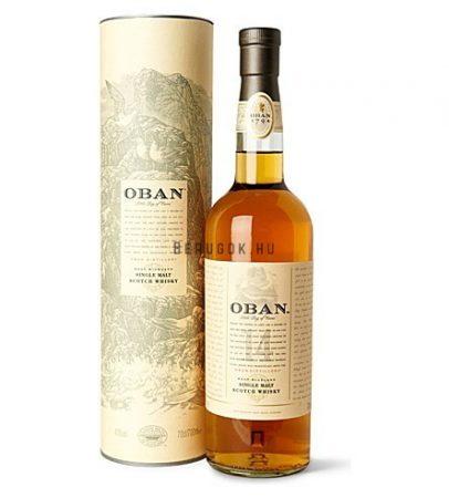 Oban Malt 14 Years Whisky 0,7l (43%)