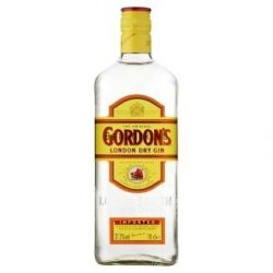 Gordon's London Dry Gin 0,7l (37,5%)