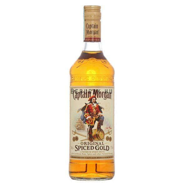 Captain Morgan Spiced Gold 0,7l (35%)