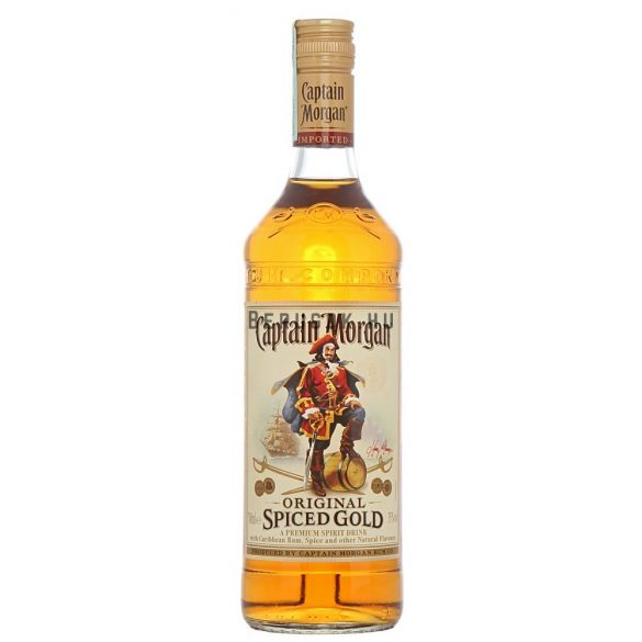 Captain Morgan Spiced Gold 0,7l (35%)