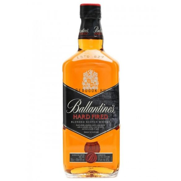 Ballantine's Hard Fired 0,7l (40%)