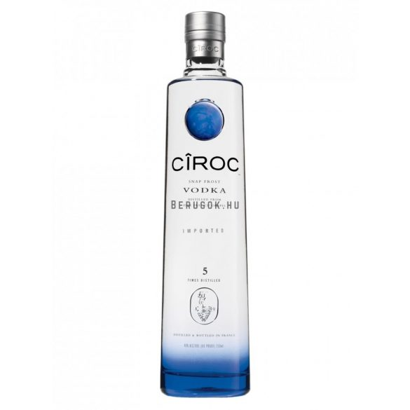 Ciroc Vodka 0,7l (40%)
