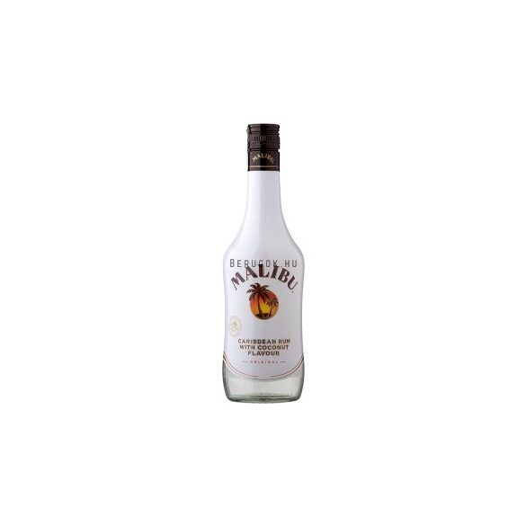 Malibu Caribbean Rum 0,5l (21%)