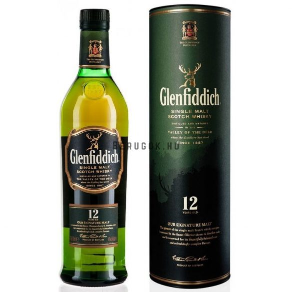 Glenfiddich 12 Years 0,7l DD (40%)