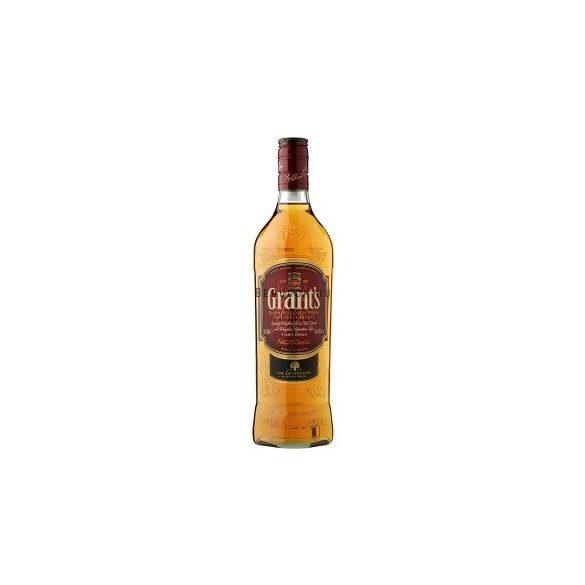 Grant's Triple Wood Blended Whisky 0,7l (40%)