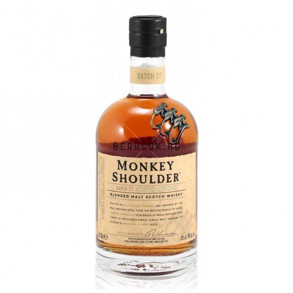 Monkey Shoulder 0.7l (40%)