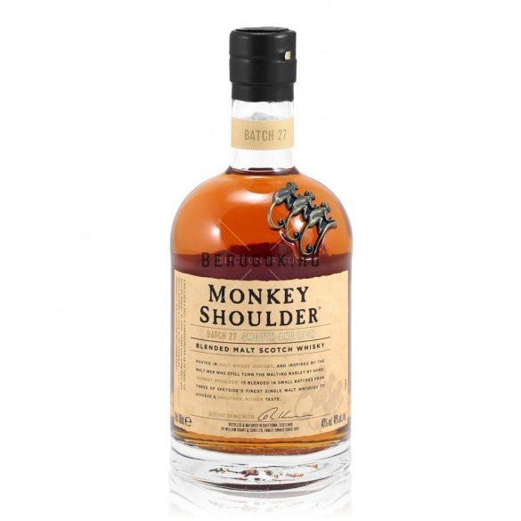 Monkey Shoulder 07l (40%)