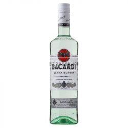 Bacardi Carta Blanca Superior Rum 0,7l (37,5%)