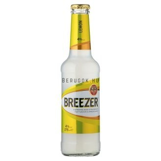 Bacardi Breezer Citrom 0,275l (4%)