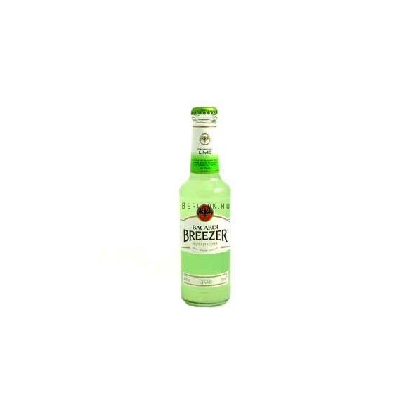 Bacardi Breezer Lime 0,275l (4%)