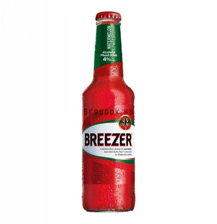Bacardi Breezer Görögdinnye 0,275l (4%)