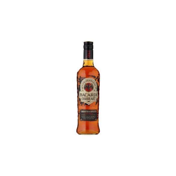 Bacardi Oakheart Spiced Rum 0,7l (35%)