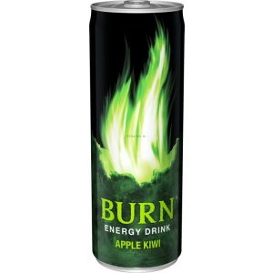 Burn Apple-Kiwi 0,25l DOB