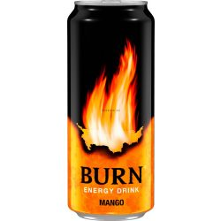 Burn Mango 0,25l DOB