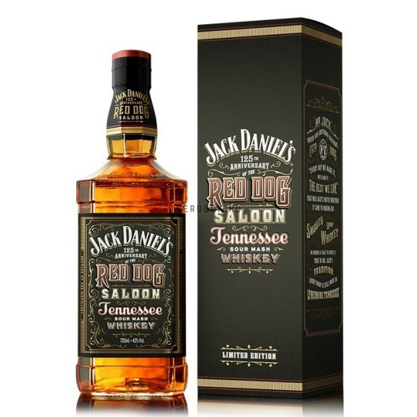 Jack Daniel's Red Dog Saloon 0,7l PDD
