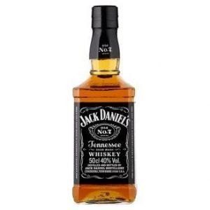 Jack Daniel's 0,5l (40%)