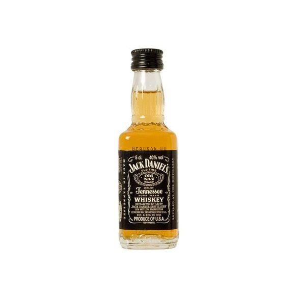 Jack Daniel's 0,05l (40%)