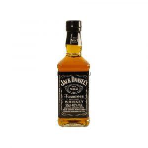 Jack Daniel's 0,35l (40%)