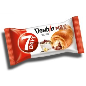 7 Days Croissant Double Kakaó-Vanília 80g