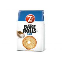 7 days Bake Rolls Natúr 80g