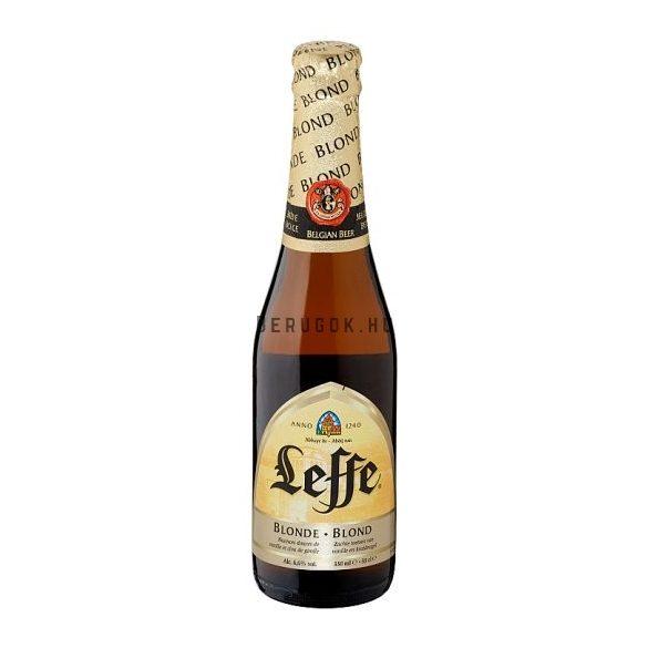 Leffe Blonde 0,33l PAL (6,6%)