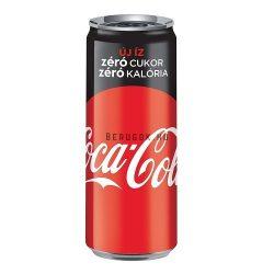 Coca Cola Zero 0,25l DOB
