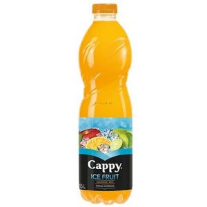 Cappy Ice Fruit Narancs mix 1,5l PET