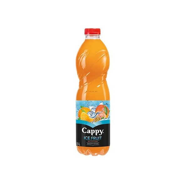 Cappy Ice Fruit Multivitamin 1,5l PET