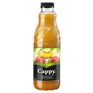 Cappy Őszibarack 1l PET