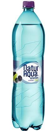 Naturaqua Emotion Szeder Lime 1,5l PET