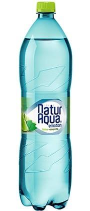 Naturaqua Emotion Lime Menta 1,5l PET