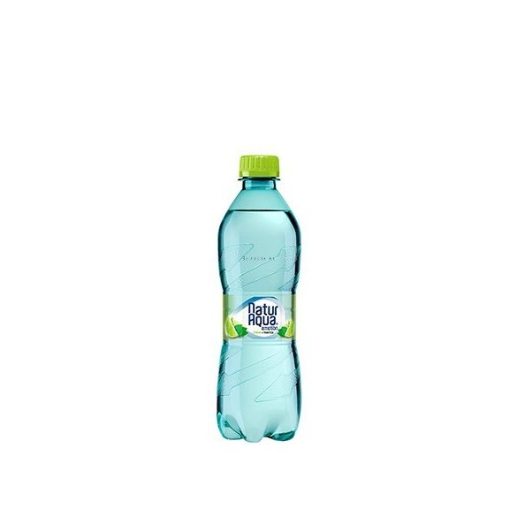 Naturaqua Emotion Lime Menta 0,5l PET